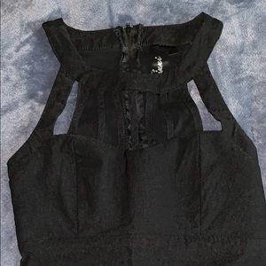 Trixxi Dresses - Black cocktail dress